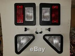 Chargeuses Compactes Bobcat Light Kit Pour 863 Head & Feux Arrière