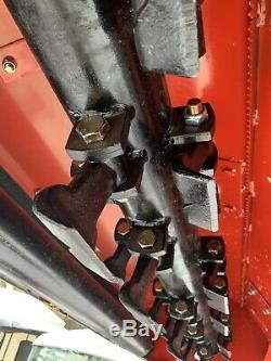 Chargeuses Compactes Rotobroyeur 60 Bobcat Case Caterpillar Cat