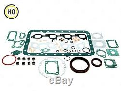 Complet De Joints Avec Joint De Culasse Kubota 1g790-03612 V2203-m, V2403, V2403-m-di