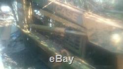David Brown 3 Cylindres. Case 1835 Skid Steer Démontage Du Chargeur Pour Pièces