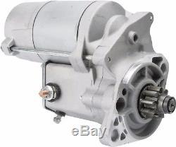 Démarreur New Holland Chargeur Compact Kubota Bobcat L553 L555 15461 D1402 V1502