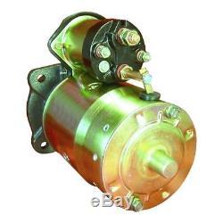 Démarreur Pour Chargeuse Compacte Bobcat M-371 M-600 M-610 M-620 M-700