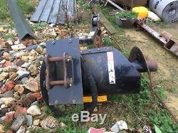 Digga Hydraulic Trencher, Pelleteuse, Chargeuse, Chargeur, Tracteur