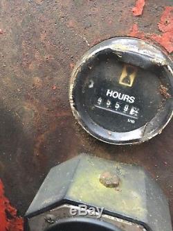 Gehl 360 Chargeuse À Direction À Glissement Digger Muck Grab Diesel Chargement Shoval Bargain