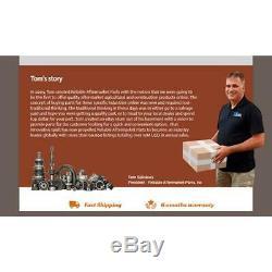 Godet Cylindre Hydraulique 6586991 Fits Bobcat 853