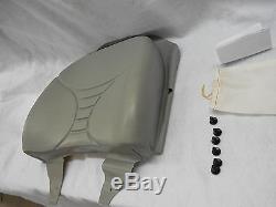 Grey Coussin De Remplacement Pour Milsco V5300 Suspension Seat #lfc