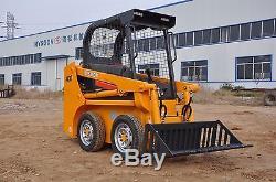 Hy400 Skid Steer Loader Skidsteer