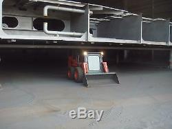 Hy850 Skid Steer Loader Skidsteer