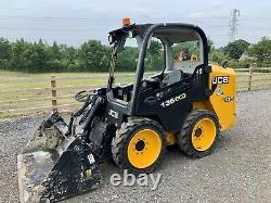 Jcb 135 Eco Robot Skidsteer 2019 / Bobcat / Chargeur / Gehl