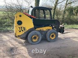 Jcb Robot 160 Skidsteer