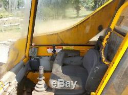 Jcb Robot 165 Mini Chargeuse Bobcat Compact Pelle De Chargement