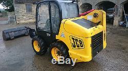 Jcb Robot 170 Minifourgonnette 2009, Bon État 2 900 Heures Possédée Par Nouveau