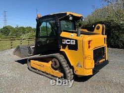 Jcb Robot 225t Tracked Skidsteer / Bobcat / Chargeur / Télescopique