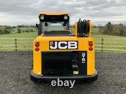 Jcb Robot 3ts-8w Télescopique Skidsteer / Bobcat / Chargeur / Teleskid