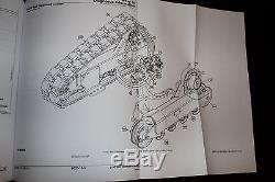 John Deere 319d 323d Chargeuse À Direction À Glissement Manuel D'utilisation Et D'essai De Service Tm11422
