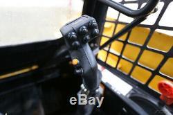 John Deere Ct332 Chargeur Compact, Orop Avec Porte Avant, 76hp, 2 Vitesses