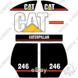 Kit De Décalcomanie Caterpillar 246