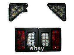 Led Bobcat Head Tail Light Kit 853, 863, 873, 883, 953, 963