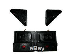 Led Bobcat Head Tail Light Kit Pour S250