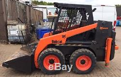 Mini Chargeuse Bobcat 753