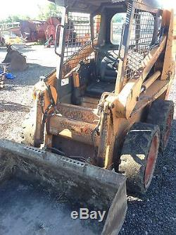 Mini Chargeuse Chargeuse Case Bobcat