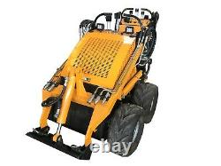 Mini Skid Steer Loader (briggs And Stratton Vanguard Engine) £9500 Incl Tva