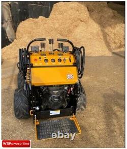 Mini Skid Steer Loader (briggs Et Stratton Vanguard Engine) £9500 Incl Tva