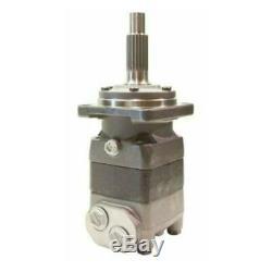 Moteur Hydraulique Convient Case 1838 1840 Mini Chargeur 230459a1 141387a2