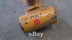 Mustang Mfg. 170-34062 Barrel Weldment, Chargeuse À Direction À Glissement De Cylindre