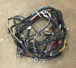 New Holland L Series Skid Steader Loader Main Wireing 89807473