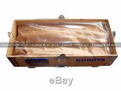 New Kumar Bros Etats-unis Bobcat T190 Kubota V2003 Bare Cyl Head & Full Set Joint