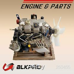 New Perkins 403c-15 Cat C1.5 3013 3 Cylindres Diesel Moteur Complet De Base No Char