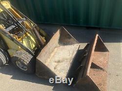 Opico M10 Mini Skidsteer Digger Dumper Moteur Honda