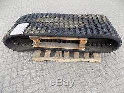 Paire De Roues En Caoutchouc Pour Skis Case Case / Compact Track Carader 440 Etc