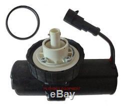 Pompe À Carburant Pour New Holland Case Ih Tracteur Mini Chargeur Pièce # 87802238 12v