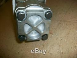 Pompe Hydraulique À Haut Débit Bobcat 853 6665552 2410mtc Neuve