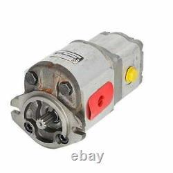 Pompe Hydraulique Double Gear Pump Dynamatic Compatible Avec Bobcat 863 863