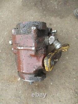 Pompe Hydrostatique Avant 8c À Skidsteer Hydra-mac