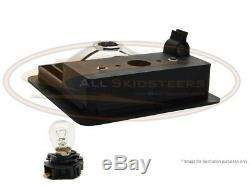 Pour Bobcat T450 T550 T590 Phare Feu Arrière Kit Avec Des Ampoules Lampe Objectif Skid
