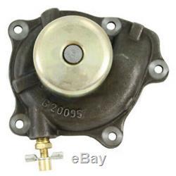 Re507604, Re545573 Pompe Aftermarket Eau John Deere Modèles Convient 304j, 324j, 325