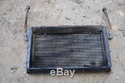 Refroidisseur D'huile Échangeur (partie 6.710.791) Bobcat 863 Chargeurs Compacts