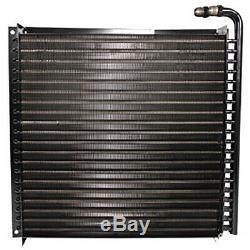 Refroidisseur D'huile Hydraulique A184084 Pour Case Ih Mini Chargeuse 1840 1845c 1835c 1838