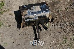 Réservoir Hydraulique D8nn875ab Ford 555b Pelle