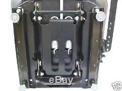 Siège À Suspension À Haut Dossier Bobcat T140, T180, T190, T200, T250, T300