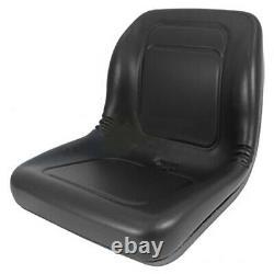 Siège Noir Convient Kubota L3010 L3410 L3710 L4310 L4610 Compact Tractor L48 Pelle Rétrocaveuse