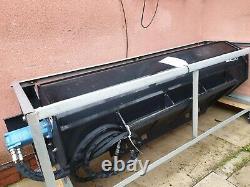 Skid Steer Kubota Bobcat, Case, Sol Hydraulique Jcb, Rotovateur, Cultivateur