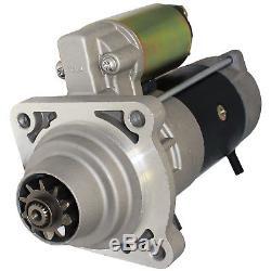 Starter Bobcat Chargeur Compact 863 A220 A300 T200 Nouveau
