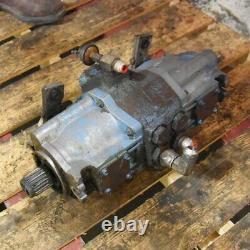 Tandem De Pompe Hydraulique Usé Compatible Avec Bobcat 643 642 641 6648981