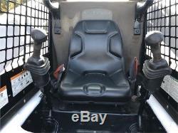 Véritable 2007 Bobcat S300 Wheel Skid Steer Loader