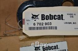 Véritable Bobcat Bob-tach Lh & Rh Kits Levier S130 S220 S250 S300 T320 A220 + Oem